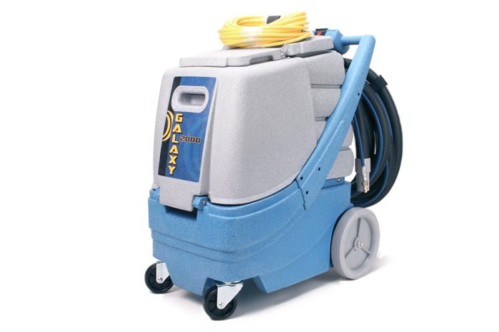 Heated EDIC Galaxy 2000 Carpet Cleaning Extractor Review – The Best Professional Cleaner We've Tested