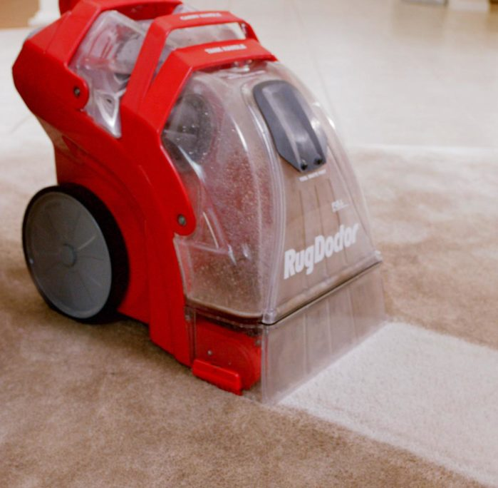 Most floor cleaners only remove what you see on the surface. To truly clean your floors, you need to wash them. FlexClean®'s durable rotating brushes dislodge dirt, and powerful suction pulls stains, spills, and odors from floors and soft surfaces.