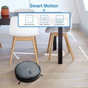 Ecovacs Deebot N79 Robotic Vacuum Review A Wi Fi Roomba