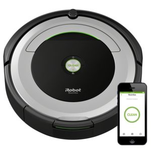 The Roomba 690 is one of the lower end Roombas, but it does a decent job for the money.