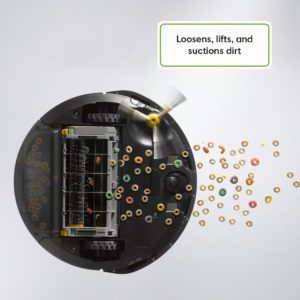 You might need to deal with your kids spilling cereal to test out the Roomba for the first few days of ownership.