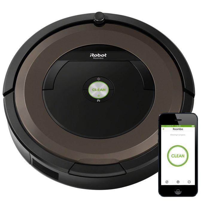 iRobot Roomba 890 Robot Vacuum Review: The Best Under $500 ... - photo#7