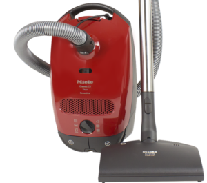 The Titan is a discontinued Miele, but it cleans better than many new ones and continues to have full warranty and maintenance support.