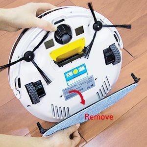 ILIFE V5s Pro Robot Vacuum Mop Review, V5s Comparison
