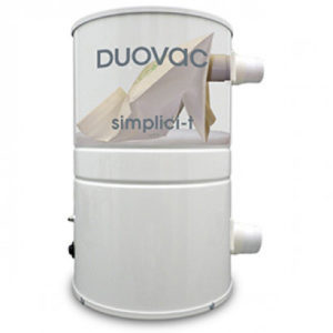 DuoVac Simplici-T Central Vacuum Review (US, Canada), Air 10 Comparison