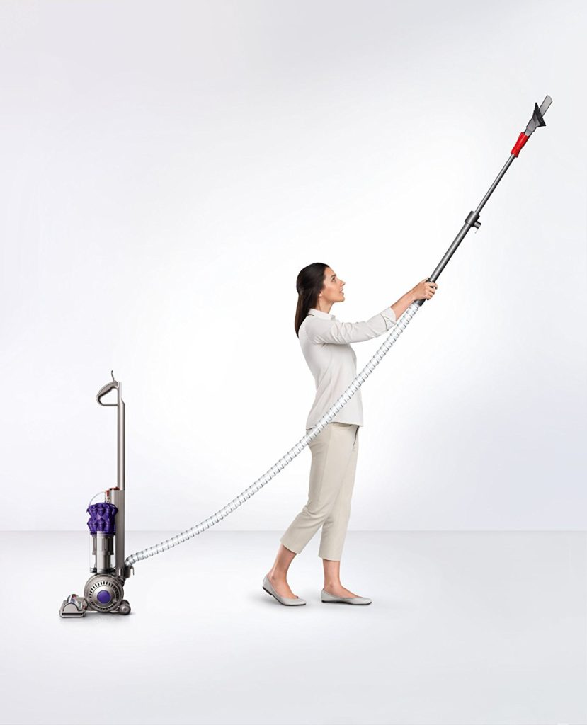 Dyson DC50 Animal Compact Review, Small Ball Multi Floor Upright Comparison