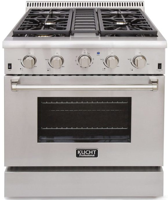Kucht KRG3080U Range Review, Thor Kitchen HRG3080U Comparison