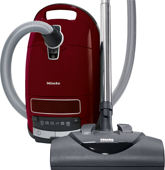 (Canada) Miele Complete C3 Cat & Dog Tayberry Red Review, White Comparison