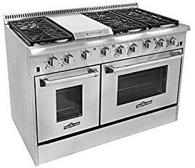 Thor Kitchen Hrg4804u 48 Range Review Hrg4808u Comparison