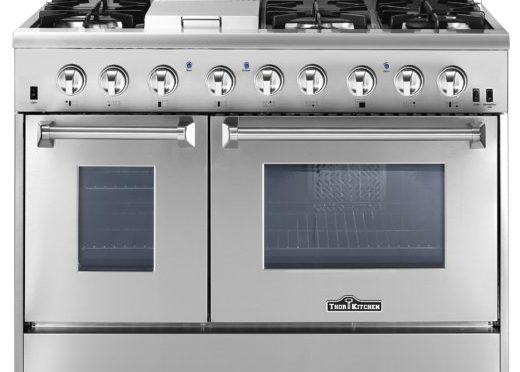 Thor Kitchen Hrd4803u 48 Dual Fuel Range Review Viking Comparison