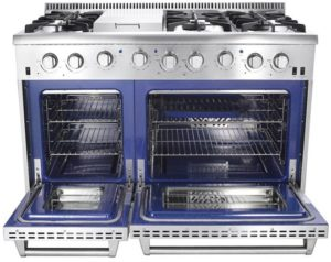 Are Dual Fuel Ranges Gas Electric Worth It In Home