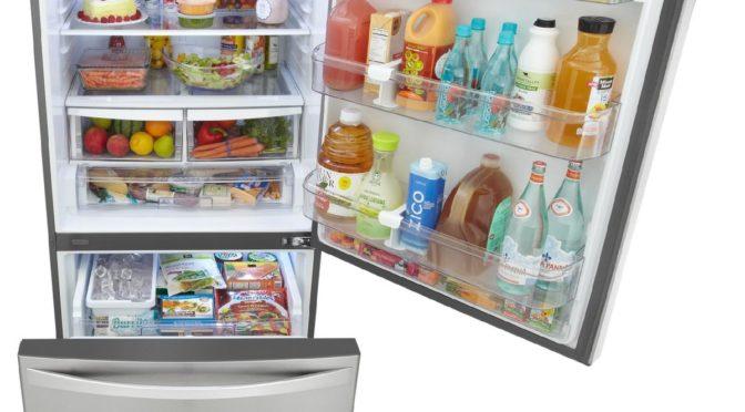 A Guide To Bottom Freezer Mount Refrigerators Pros Cons Faq